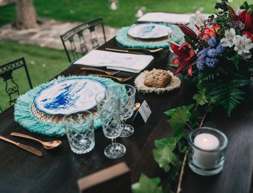 Mesas bonitas para tu boda