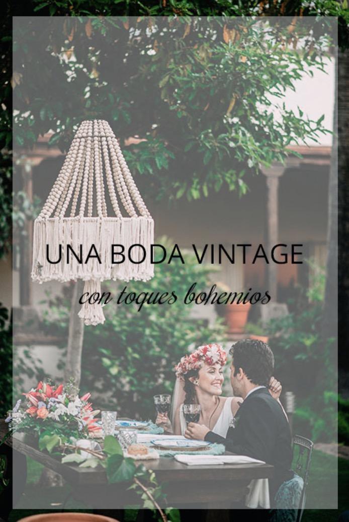 Boda Vintage by Odile Vila
